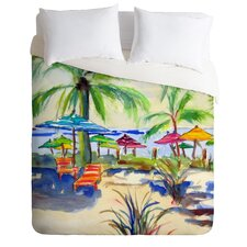 Caribbean Time Duvet Cover Collection