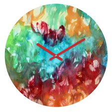 Constant Motion By Laura Trevey Clock