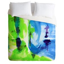 Shot Of Lime Duvet Cover Collection
