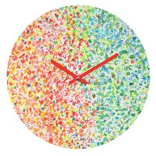 """Colors 12"""" Clock"""