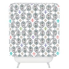 Andi Bird Paisley Ornamental Shower Curtain