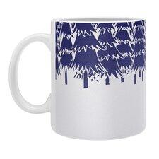 Robert Farkas Alone In The Forest Coffee Mug