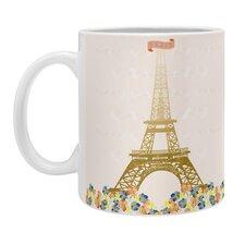 Jennifer Hill Paris Eiffel Tower Coffee Mug