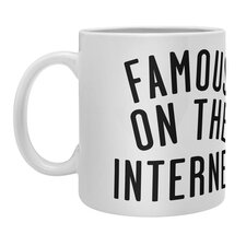 Leeana Benson Famous Coffee Mug