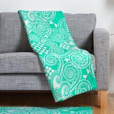 Budi Kwan Decographic Throw Blanket