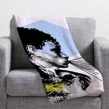 Randi Antonsen Poster Hero 1 Throw Blanket