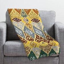 Romi Vega Diamond Tile Throw Blanket