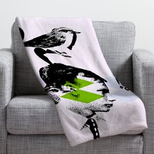 Randi Antonsen Poster Hero 2 Throw Blanket