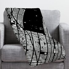 CityFabric Inc NYC Midtown Throw Blanket