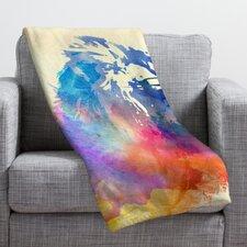 Robert Farkas Throw Blanket