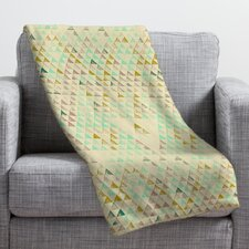 Pattern State Throw Blanket