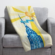 Jennifer Hill Throw Blanket