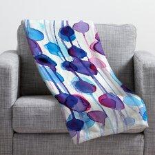 CMYKaren Throw Blanket