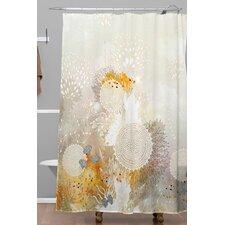 Iveta Abolina Velvet Shower Curtain