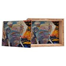 Elizabeth St Hilaire Nelson Elephant Storage Box