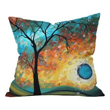 Madart Inc. Throw Pillow