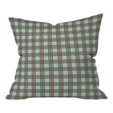 Holli Zollinger Box Plaid Throw Pillow