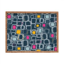 Rachael Taylor Shapes And Squares Tray