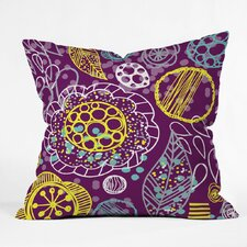 Rachael Taylor Dotty Organic Polyester Throw Pillow