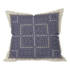 Ballack Art House Greece Indoor/Outdoor Throw Pillow