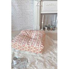 Joy Laforme Folklore Stars Square  Floor Pillow
