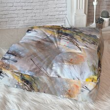 Ginette Fine Art In The Wind Square Floor Pillow