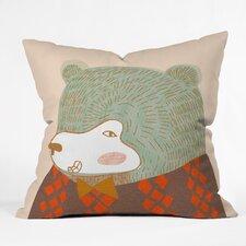 Mummysam Throw Pillow