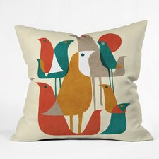 Budi Kwan Throw Pillow