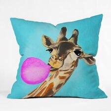 Coco De Paris Throw Pillow