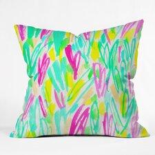 Rebecca Allen Throw Pillow
