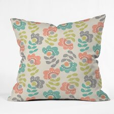 Wendy Kendall Throw Pillow