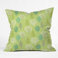 Wendy Kendall Indoor/Outdoor Throw Pillow