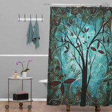 Madart Inc Romantic Evening Shower Curtain