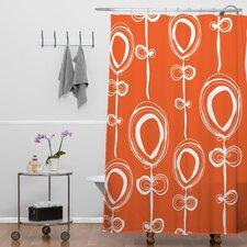 Rachael Taylor Contemporary Shower Curtain