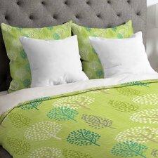 Wendy Kendall Linen Tree Duvet Cover