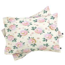 Iveta Abolina Rose Taffy Pillowcase (Set of 2)