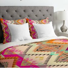 Pattern State Marker Southern Sun Duvet Cover