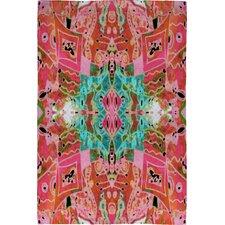 Ingrid Padilla Flora 1 Pink Area Rug