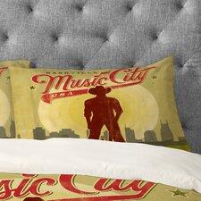 Anderson Design Group Music City Pillowcase