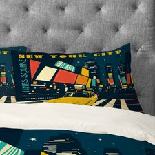 Anderson Design Group NYC Times Square Pillowcase