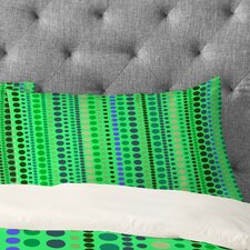 Romi Vega Retro Pillowcase