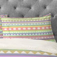 Romi Vega Pastel Pattern Pillowcase