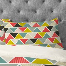 Heather Dutton Triangulum Pillowcase