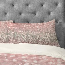 Lisa Argyropoulos Girly Snowfall Pillowcase