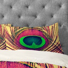 Shannon Clark Peacock 2 Pillowcase