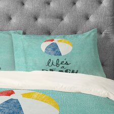 Nick Nelson Lifes A Beach Pillowcase