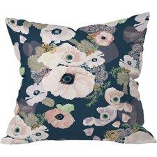 Khristian A Howell Une Femme Throw Pillow