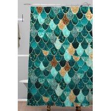 Monika Strigel Really Mermaid Shower Curtain