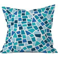 Khristian A Howell Baby Beach Bum Indoor/Outdoor Throw Pillow