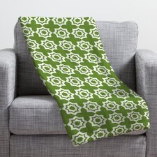 Khristian A Howell Moroccan Mirage Throw Blanket